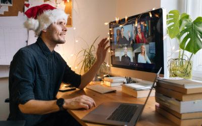 7 Tipps für Ihre digitale Firmen-Weihnachtsfeier in Microsoft Teams